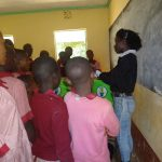 The Water Project: Irobo Primary School -  Handwashing Training