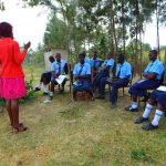 The Water Project: Musango Mixed Secondary School -  Training