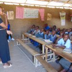 The Water Project: Namakoye Primary School -  Dental Hygiene Training
