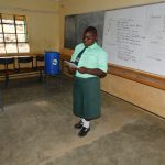 The Water Project: Esibila Secondary School -  Training