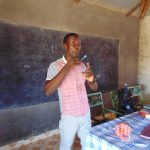 The Water Project: Matungu SDA Special School -  Dental Hygiene Training