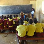 The Water Project: Shibinga Primary School -  Dental Hygiene Training