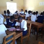 The Water Project: Gimariani Secondary School -  Students In Class