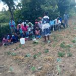 The Water Project: Lukova Community, Wasike Spring -  Training