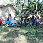 The Water Project: Bukhaywa Community, Asumani Spring -  Training