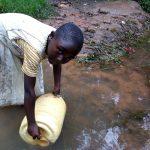 Bumavi Community, Joseph Njajula Spring Project Underway!