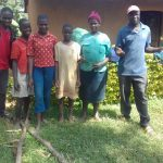 The Water Project: Lusiola Community, Ifetha Spring -  Community Members