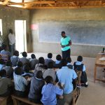 The Water Project: Khabukoshe Primary School -  Training