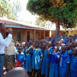 The Water Project: Kegoye Primary School -  Toothbrushing Training