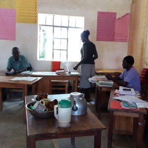 The Water Project:  School Office