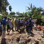 The Water Project: Emulakha Community, Nalianya Spring -  Spring Care Training
