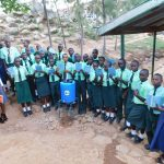 The Water Project: Esibila Secondary School -  Handwashing Training