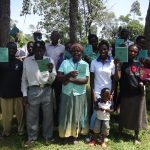 The Water Project: Ilala Community, Arnold Johnny Spring -  Group Picture
