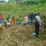 The Water Project: Ngeny Barak Community, Ngeny Barak Spring -  Dental Hygiene Training