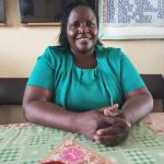 The Water Project: Kimangeti Girls' Secondary School -  Principal Mable Litu