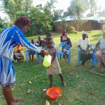 The Water Project: Musango Community, Ndalusia Spring -  Training