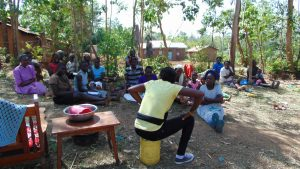 The Water Project:  Water Handling Training