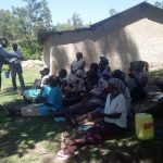 The Water Project: Bukhaywa Community, Asumani Spring -  Handwashing Training