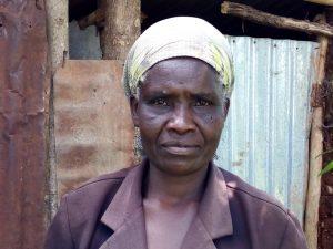 The Water Project:  Pauline Khalai