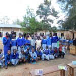 The Water Project: Lumakanda Township Primary School -  Training Participants