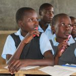 The Water Project: Khabukoshe Primary School -  Dental Hygiene Training