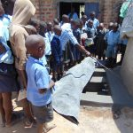 The Water Project: Namakoye Primary School -  Tank Care Training