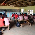 The Water Project: Kakamega Muslim Primary School -  Students In Class