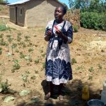 The Water Project: Lukova Community, Wasike Spring -  Dental Hygiene Training