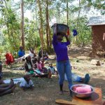 The Water Project: Musango Community, Mwichinga Spring -  Water Handling Training