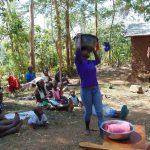 The Water Project: Musango Community, Mwichinga Spring -  Water Handling Training