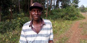 The Water Project:  Joseph Imbai