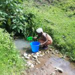 The Water Project: Buyangu Community, Osundwa Spring -  Joyce Osundwa