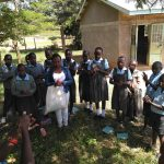 The Water Project: Khabukoshe Primary School -  Handwashing Training