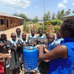 The Water Project: Namakoye Primary School -  Handwashing Training