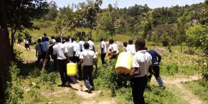 The Water Project:  Going To Get Water