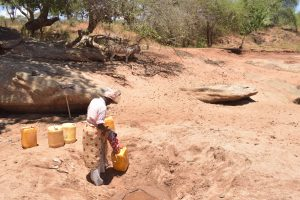 The Water Project:  At The Scoop Hole