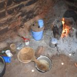 The Water Project: Kathonzweni Community -  Cooking Area