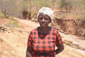The Water Project:  Judith Muema