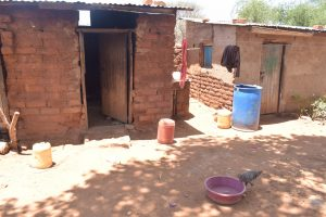 The Water Project:  Water Storage In The Compound