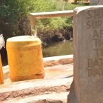 The Water Project: Ngitini Community D -  Filling Continers