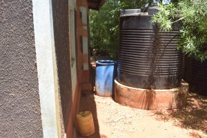 The Water Project:  Large Water Storage Container