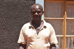 The Water Project:  Robert Kyalo
