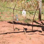 The Water Project: Ngitini Community D -  Tippy Tap Handwashing Statiomn
