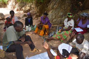 The Water Project:  Consulting With Shg Members