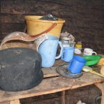 The Water Project: Wamwathi Community -  Dish Rack