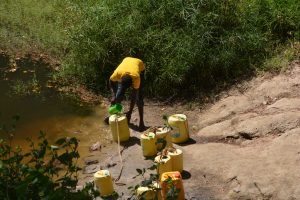 The Water Project:  Fetching Water At Open Source