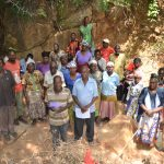The Water Project: Wamwathi Community -  Shg Members