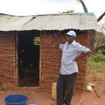 The Water Project: Wamwathi Community -  Standing At Kitchen