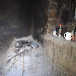 The Water Project: Kyamwao Community -  Inside Kitchen
