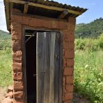 The Water Project: Kyamwao Community -  Latrine